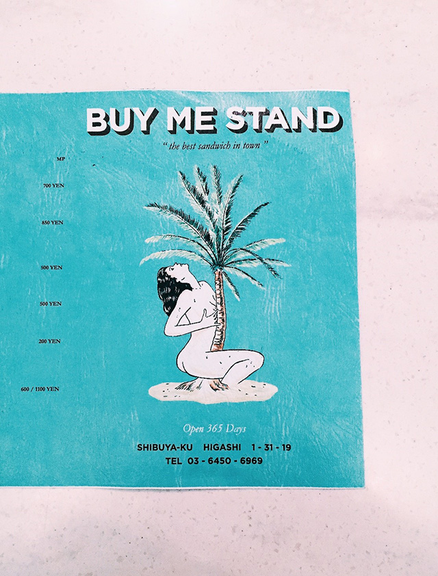 BUY ME STAND